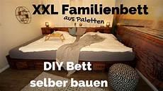 Bett Selber Bauen Palettenbett Diy Kingsize