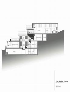 steep hillside house plans architectures steep hillside house plans modern sloped