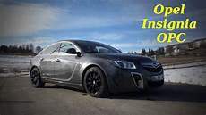 opel insignia opc 2 8 v6 turbo exhaust sound