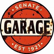 garage logo senate garage kingston ny