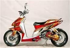 Modifikasi Vario 2008 by Modifikasi Honda Vario Velg Daihatsu Xenia Motosport