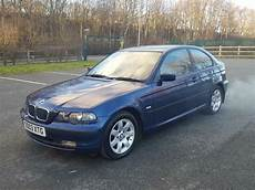 2003 Bmw 316 Ti Low Milage 12 Months Mot Compact