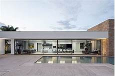 maison moderne design world of architecture simple modern house casa tb by aguirre arquitetura
