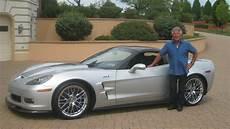 Mario Andretti S Chevrolet Corvette Zr1 For Sale On Ebay