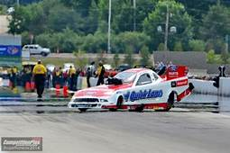 NHRA  NEW ENGLAND NATIONALS NOTEBOOK Competition Plus