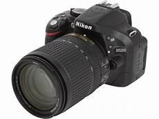 nikon d5200 nikon d5200 13311 black 24 1 mp digital slr w 18 140mm vr