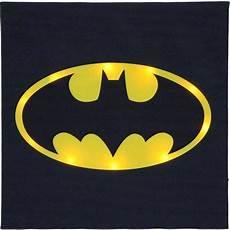 batman logo light up wall art 16 inch 16 inch black bestbatmanbirthdaypartyfondant art