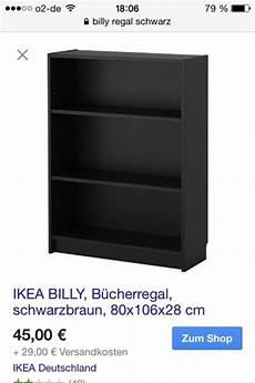 billy regal schwarz billy regal neu und gebraucht kaufen bei dhd24