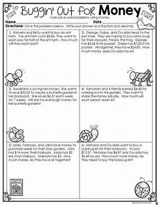 word problems with coins worksheets 10989 fractions decimals money math word problems money math math words