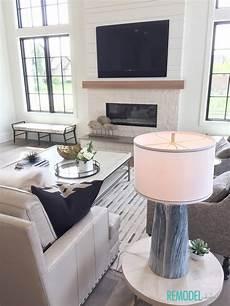 modern farmhouse living room remodelaholic get this look modern farmhouse living room
