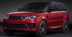 2018 range rover sport lineup revealed with new in