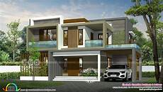 small kerala style house plans box type contemporary home architecture in 2020 small