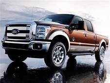 2011 Ford F250 Super Duty Crew Cab King Ranch Pickup 4D 8