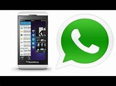 whatsapp for blackberry 10 support officially extended
