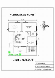vastu north east facing house plan north facing house plan as per vastu shastra cadbull