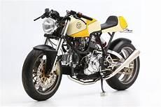 Ducati Cafe Racer Yellow