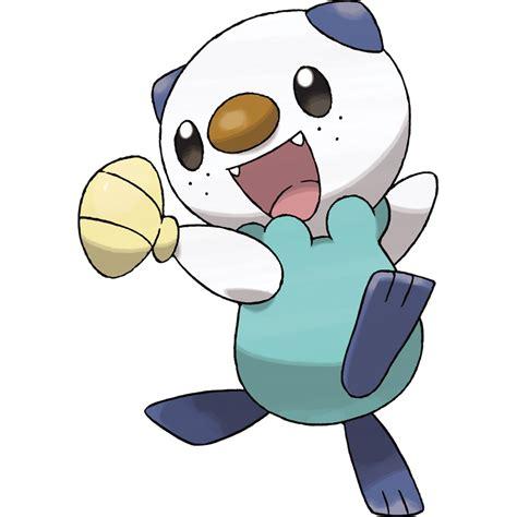 Oshawott Pokemon X