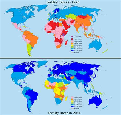 Country With Highest Fertility Rate