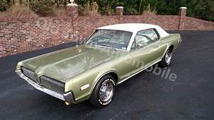1968 Mercury Cougar For Sale At Old Town Automobile