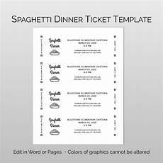 Dinner Ticket Template Free from tse1.mm.bing.net