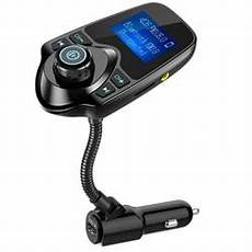 Nulaxy Wireless In Car Bluetooth Fm Transmitter Best Offer
