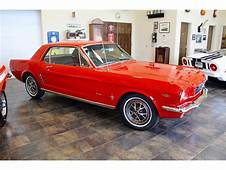 1966 Ford Mustang For Sale  ClassicCarscom CC 905263