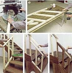 come costruire una in legno come costruire una ringhiera in legno con il fai da te