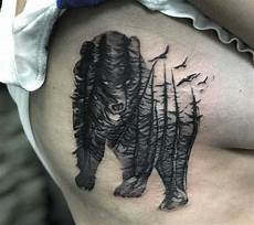 tatouage d ours signification id 233 es 35 photos