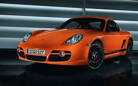 Porsche Cayman S Sport Car Wallpapers