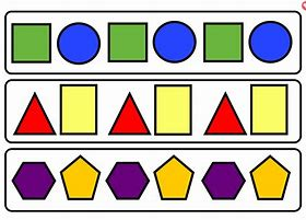 Image result for Shape Repeating Patterns