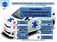 Formation Auxiliaire Ambulancier Aftral