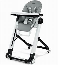 peg perego siesta high chair grey