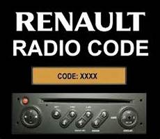 Renault Radio Code Calculator For Free Unlock Car Codes