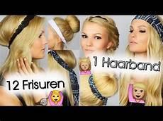 Frisur Mit Haarband - 1 haarband 12 frisuren sathairday