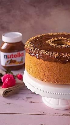 torta della nonna di benedetta rossi benedetta rossi on instagram chiffon cake alla nocciola con nutella 174 la chiffon cake alla