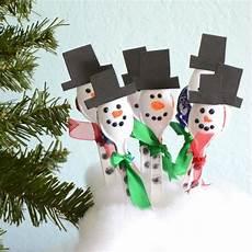 basteln zu weihnachten mit plastikl 246 ffeln kreative