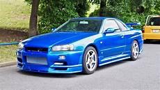 nissan skyline r34 1999 nissan skyline r34 25gt turbo italy import japan