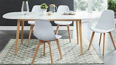 table style scandinave table 224 manger scandinave extensible 160 224 200x80x75 cm