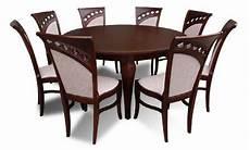 Essgruppe Runder Tisch - esstisch 8 st 252 hle esszimmer set essgruppe runder rund