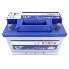 Bosch Starterbatterie S4 008 74ah 680a 12v Atp Autoteile