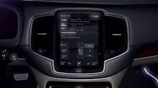 Image Volvo Sensus Infotainment System In 2016 Volvo
