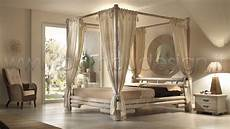 letto baldacchino bianco letto a baldacchino in bambu disponibile nelle