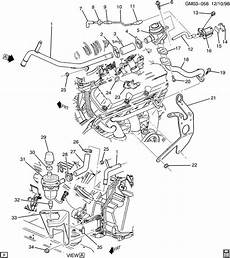 2000 Buick Century Engine Diagram Automotive Parts