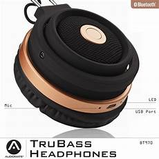 Audio Black Gold Tpa3116 Bluetooth by Audiomate Bt970 Compact Wireless Bluetooth Stereo Ear
