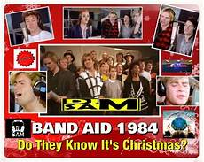 Band Aid Do They It S - band aid 183 do they it s 183 top of the pops