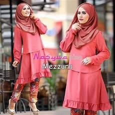 20 Model Baju Muslim Untuk Orang Pendek Terbaru 2018 Keren