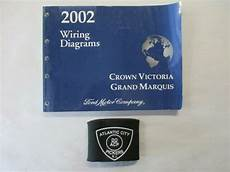 free service manuals online 2002 ford crown victoria free book repair manuals 2002 ford crown victoria grand marquis electrical wiring diagrams service manual ebay
