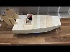 rc sumpfgleiter boot bauen