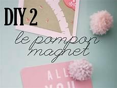 Diy Cadeau De Noel Diy Cadeau De No 203 L 2 Le Magnet Pompon Mademoiselle