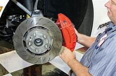 how to install the wilwood big brake kit on a c7 corvette